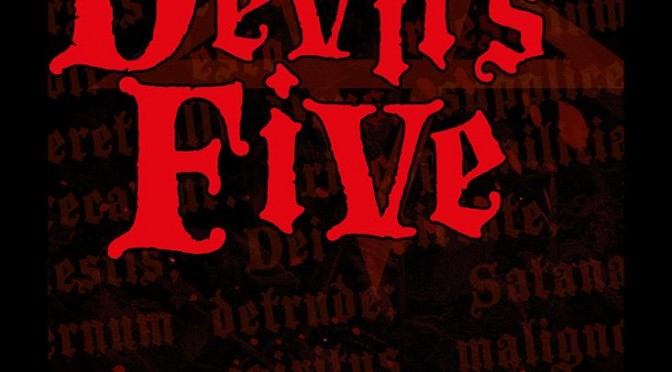 The Devil's Five segment is completed!