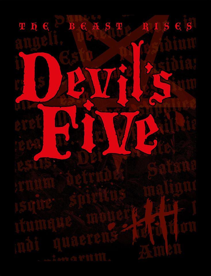 Devil's Five Poster