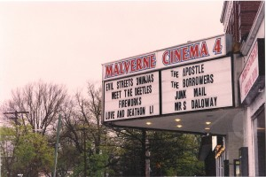 The Premiere of Evil Streets was held at Malverne Cinema 4 in Malverne, NY