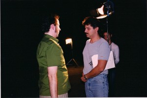 "Sean McGinn and John Leone discuss the film within a film.  John Leone had previously worked with Terry as the ""Club Owner"" in the movie Evil Streets."