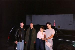 Danny Hayden, Steve Deighan, Kim Vasilakis and John Leone in Massapequa, NY.