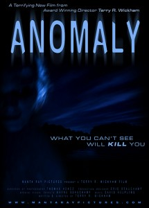 Anomaly Teaser Poster