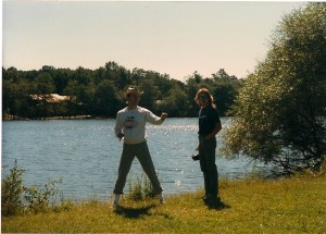 Terry directs Kenny D'Alessio @ Lake Success, NY