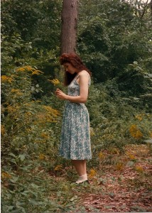 "Madison Di Loren as ""Joann"" wanders around Valley Stream State Park looking for the man of her dreams."