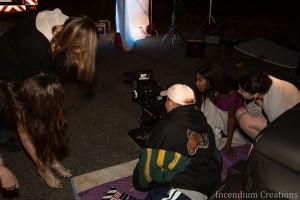 Directing lovely ladies