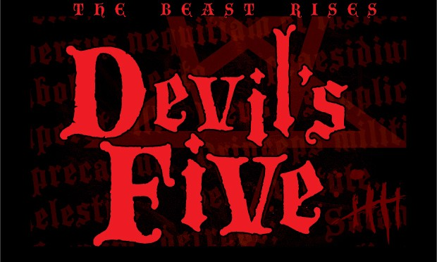 DEVIL'S FIVE COMPLETION DATE NEARS