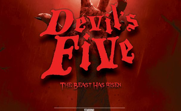 DEVIL'S FIVE RED CARPET WORLD PREMIERE